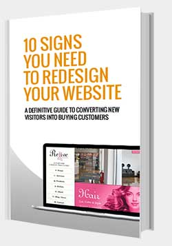 10 Signs you need a new website