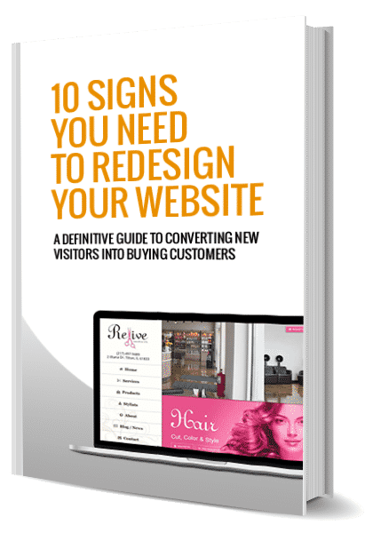 10 Signs You Need to Redesign Your Website