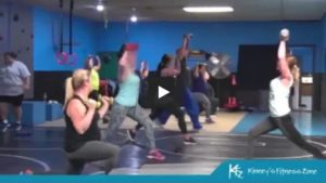 Kinney's Fitness Zone Promo Video