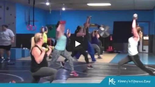 Kinney's Fitness Zone