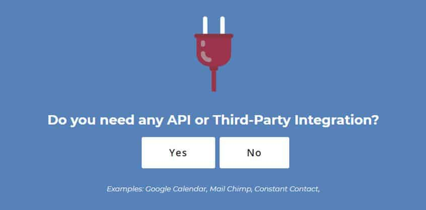 API Integrations - Third Party Tools