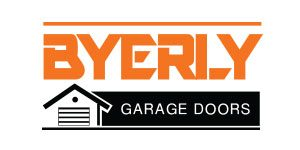 Byerly Garage Door Logo Design