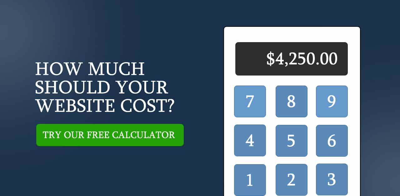 Website Design Calculator