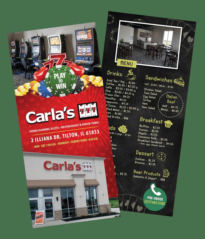 carlas-menus