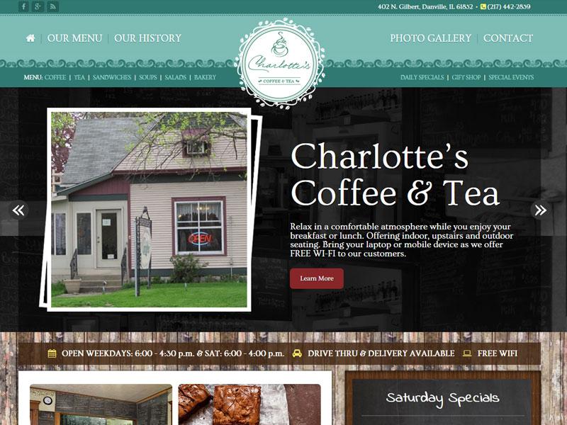 Charlotte's Coffee & Tea