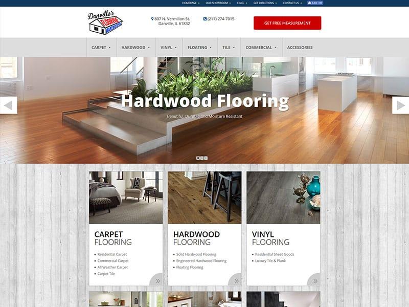 Danville's Flooring Warehouse