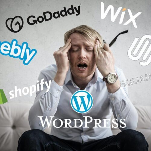 DIY Website Builder vs Professional Web Designer