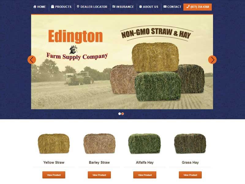 Edington Farm Supply Company