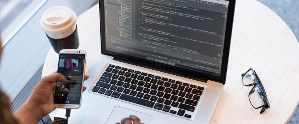 Custom Coded Website & App Development