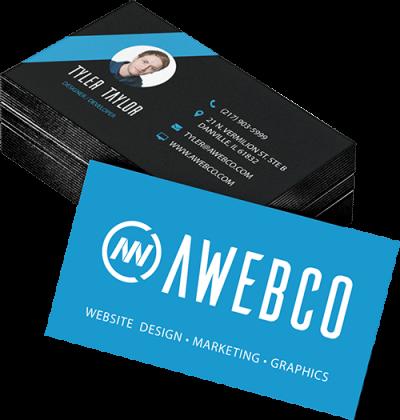 Business card Designer & Printing Danville, IL