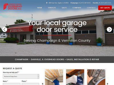 Champaign-Danville Overhead Doors