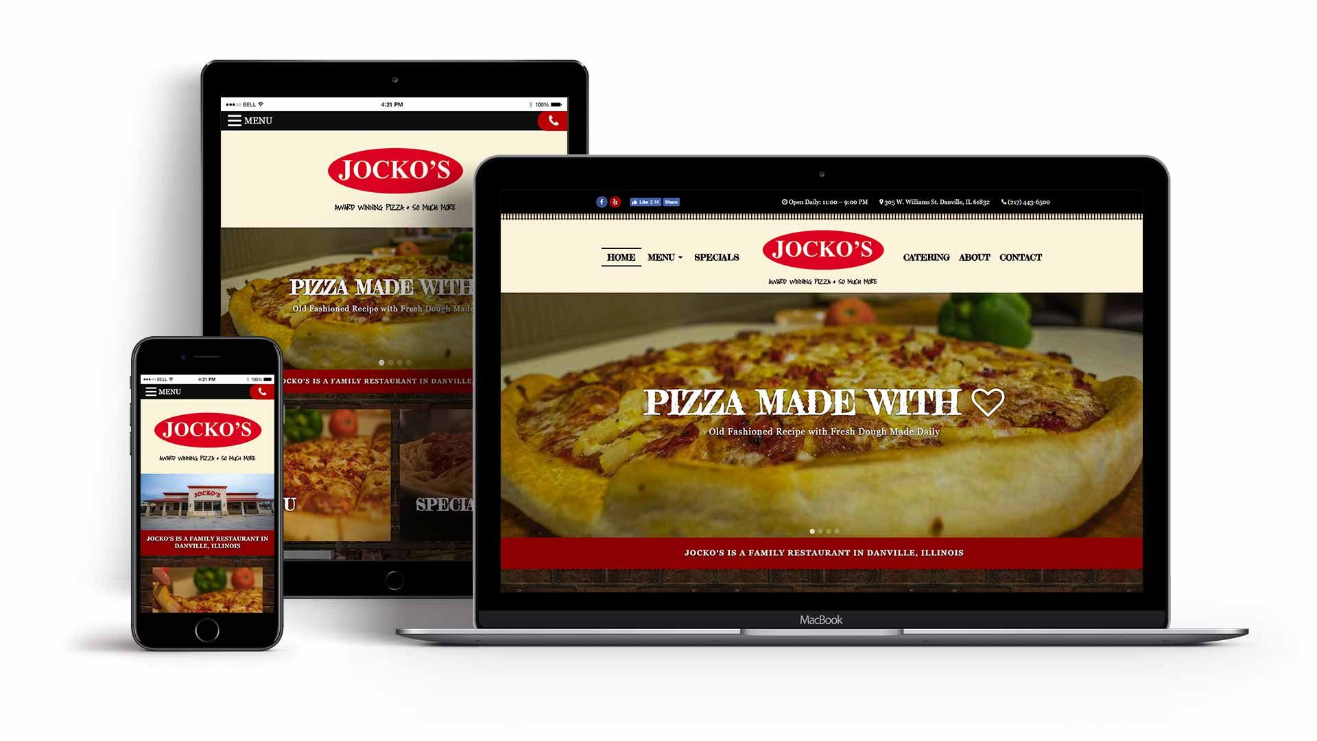 jockos-pizza-website-design