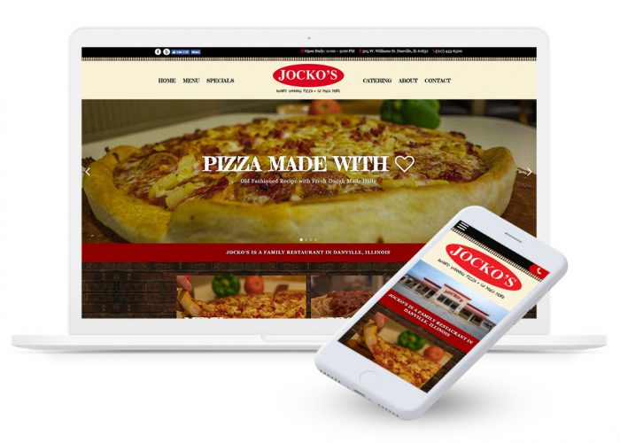 Professional Web Design Company in Illinois