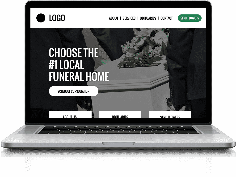 Stand Out From Your Competition With A Custom Funeral Home Website Design