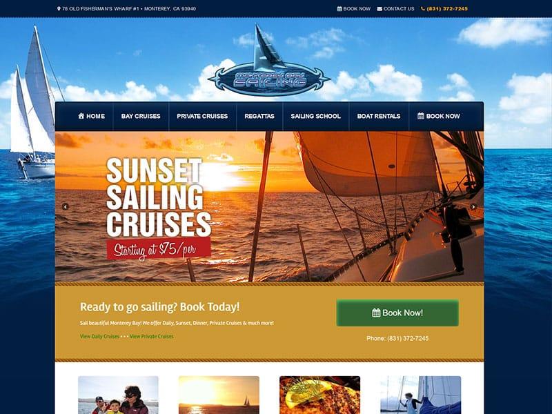 Monterey Sailing