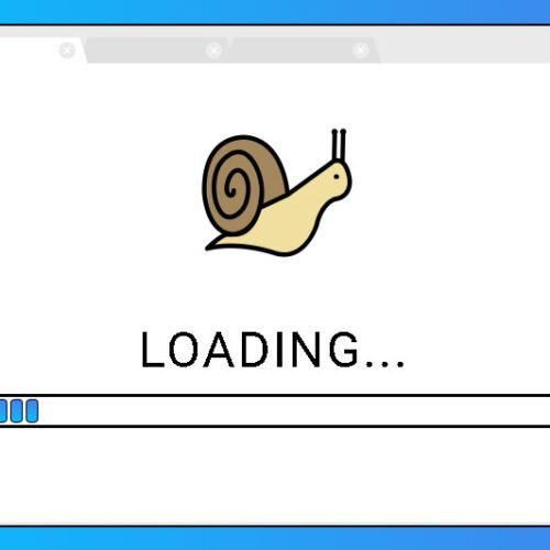 Page speed tips for slow websites