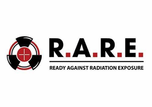 R.A.R.E. Pills Logo Design
