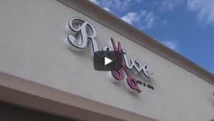 Revive Salon Promo Video