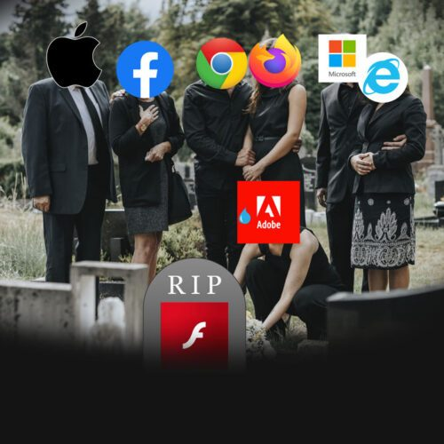 RIP Adobe Flash Player: Support Ending