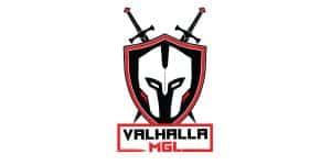 Valhalla MGL Logo design