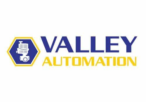 Valley Automation custom logo design in Illinois