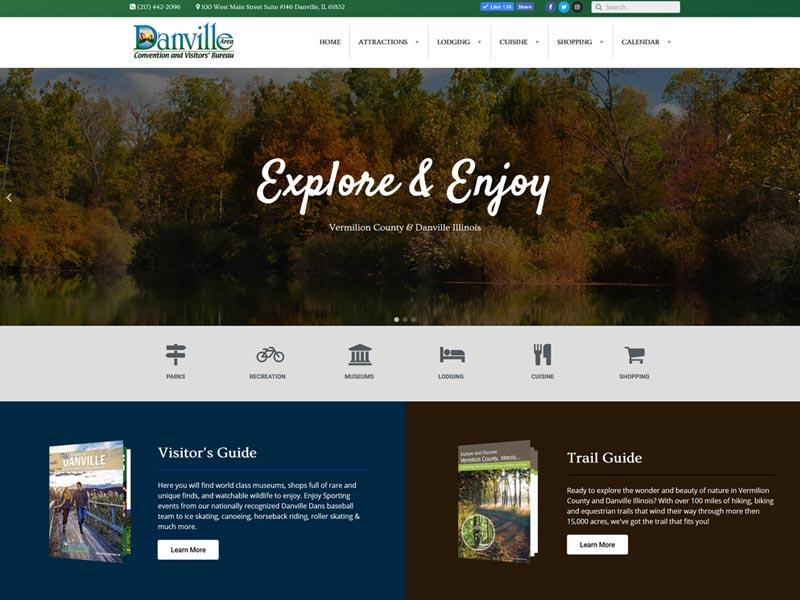 Visit Danville Area