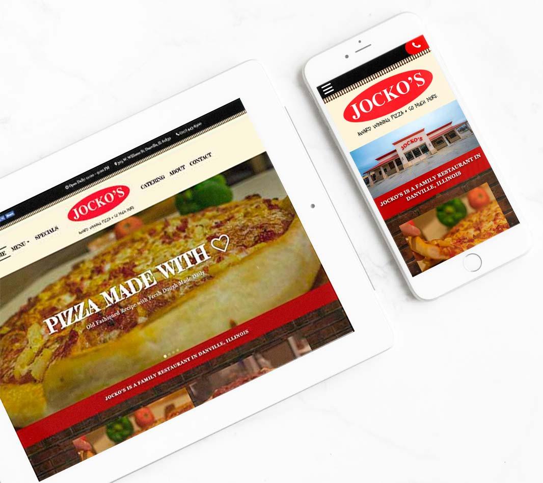 website design illinois